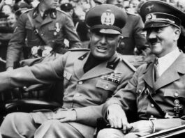 Муссолини хотел получить часть СССР после победы нацистов. Планы итальянского диктатора раскрыли в СВР