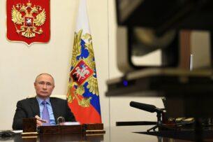 Си и Путин пользуются политическим упадком Запада — The Times