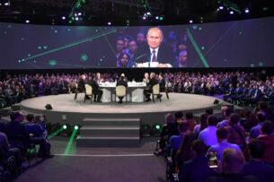 Путин оценил шансы искусственного интеллекта стать президентом. Вопрос задал виртуальный помощник
