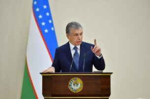 В Узбекистане прошли выборы президента. Мирзиёев – явный фаворит