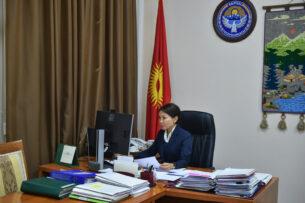 Эльвира Сурабалдиева раскритиковала Минздрав за неполные и непонятные отчеты по гумпомощи