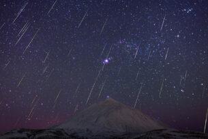 В декабре жители Земли увидят самый яркий звездопад в году