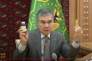 В Туркменистане бюджетников и школьников обязали носить с собой сироп из корня солодки