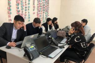 В день выборов по Кыргызстану будут задействованы 420 сотрудников ГРС и 6200 комплекта оборудования для идентификации избирателей