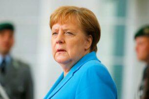 Меркель объявила о продлении карантина в ФРГ до 14 февраля