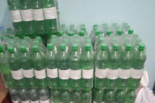 Наркоборцы Бишкека изъяли крупную партию прекурсоров, достаточной для производства 1,5 кг героина