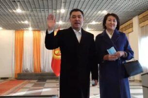 Первый зарубежный визит Садыр Жапаров намерен совершить в Россию
