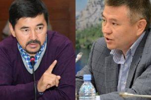 Лидер казахских национал-патриотов объявил информационную войну Маргулану Сейсембаеву