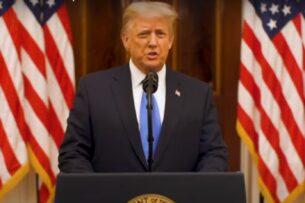 Трамп призвал молиться за успех новой администрации в сохранении «безопасной и процветающей» Америки