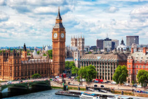 Власти Лондона опровергли сообщения о пожаре в Вестминстерском дворце