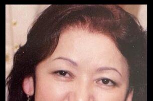 Скончалась супруга бывшего главы МВД Кыргызстана Молодомусы Конгантиева