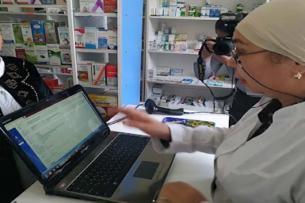 Аптеки Бишкека, Таласской и Джалал-Абадской областей перешли на систему «Электронные льготные рецепты»