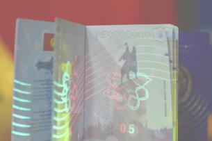 В апреле уже появятся первые обладатели новых биометрических общегражданских паспортов Кыргызстана