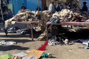 Теракт в Багдаде: не менее 13 погибших в результате двух взрывов