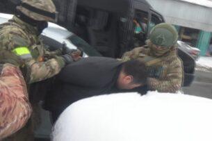 ГКНБ: Задержан криминальный авторитет по кличке «Алтуха»