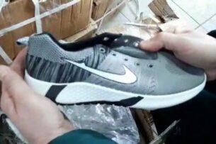 Предприятие из Кыргызстана оштрафовали на 50 тыс. рублей за попытку ввезти в Россию контрафактную обувь