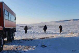 Мужчина замерз насмерть в степи в Казахстане