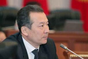 Бактыбек Аманбаев назначен послом Кыргызстана в США
