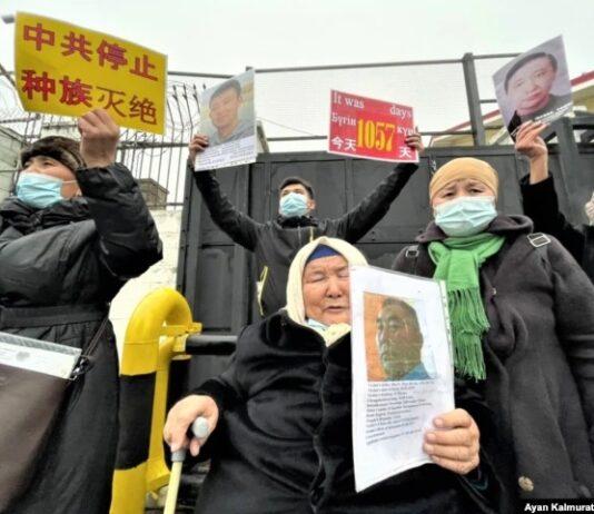 Бежавшие из Синьцзяна опасаются «перемены курса» в Казахстане и Турции