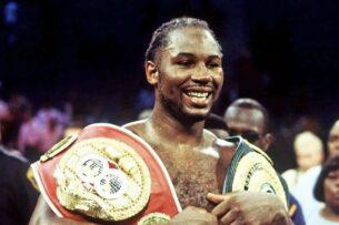 Уйти непобежденным: История легендарного боксера Льюиса Леннокса, короля тяжеловесов