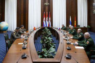 Россия и Кыргызстан утвердили программу развития стратегического партнерства до 2025 года в военной сфере