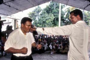 Величайший любитель. Коммунистический близнец Мухаммеда Али, отказавшийся от миллионов