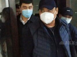 Суд признал Райымбека Матраимова виновным в коррупции и назначил штраф