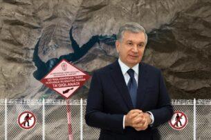 Тайная резиденция для президента Узбекистана. Как для Мирзиёева построили «дачу» за сотни миллионов долларов