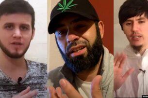 Полиция Германия запретила таджикским блогерам приближаться друг к другу