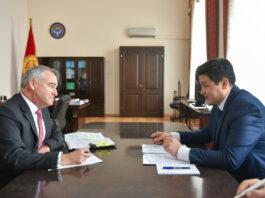 Правительством Кыргызстана будет проведена серьезная работа по инвентаризации НПА в сфере бизнеса — Улукбек Марипов