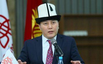 В Бишкеке задержан Жениш Молдокматов