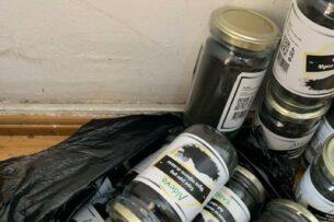 В Бишкеке выявили подпольный цех по изготовлению контрафактных биологически активных добавок