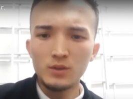 «Мы напуганы»: парень из фотографии на кладбище Алматы обратился к казахстанцам