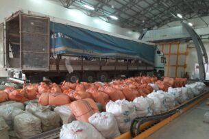 Таможенники Кыргызстана выявили незадекларированный товар на более 10,6 млн сомов