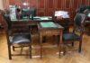 Академия наук передаст Историческому музею личный письменный стол Жусупа Абдрахманова