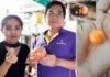 В Таиланде нашли вторую оранжевую жемчужину за месяц. Не факт, что она сделает нашедшего счастливее