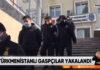 Граждан Туркменистана задержали за ограбление в Турции