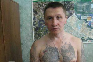 Главный вор в законе Беларуси отбивался от спецназа ножом