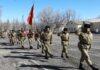 Старейшему войсковому соединению армии Кыргызстана исполнилось 103 года