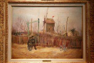 Неизвестная публике картина Ван Гога продана за 13 млн евро