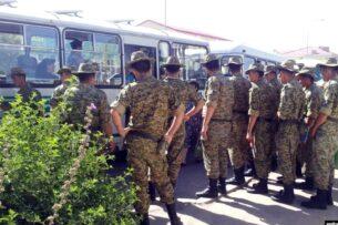 В воинских частях Туркменистана обострилась нехватка продовольствия