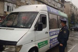 «Третья волна» на подходе: В Бишкеке усилили санитарные рейды в общественном транспорте