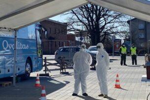 Власти Эстонии вводят локдаун из-за «британского» штамма коронавируса