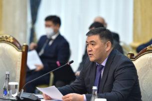 Камчыбек Ташиев вылетел в Ташкент для проведения переговоров по вопросам  границы