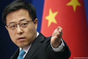 Китай объявил о санкциях в отношении Великобритании