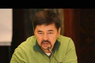 Маргулан Сейсембаев сделал заявление о «смене курса»