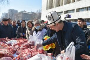 Улукбек Марипов: Прорабатывается вопрос заключения прямых контрактов с производителями растительного масла и сахара
