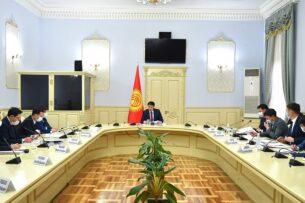Премьер-министр Кыргызстана: В ближайшее время по республике откроется ряд новых ЦОН в формате «open space»