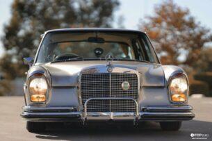 Десятка самых необычных автомобилей Mercedes последнего времени