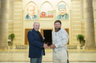 Рамзан Кадыров тоже «выдал» местонахождение «повара Путина» и хочет получить деньги ФБР
